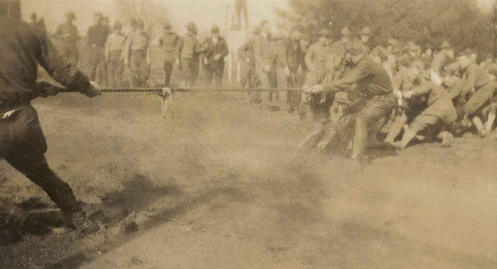 Tug of War, c.1920
