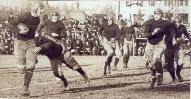Maryland Agricultural College vs. Johns Hopkins Football Game, 1919