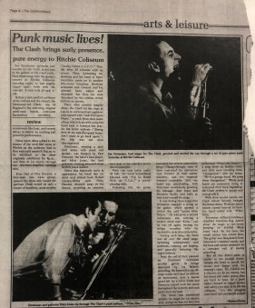 The Clash review